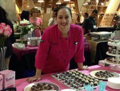 Pastry Chef - Christina