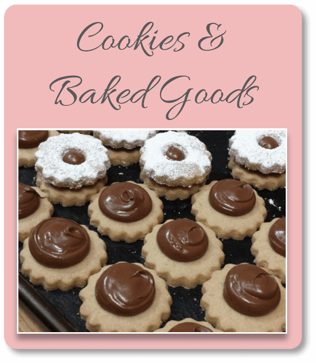 Click Here for Our Cookies and Baked Goods Selections