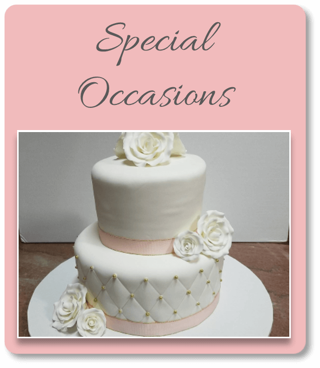 Click Here for Our Special Occasion Selections